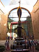 西班牙法國自由行 (十二):費格列斯--達利戲劇博物館