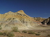 新疆 - 北疆:千彩古堡 - 五彩灣