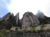 江西之旅 (二):三清山風景區