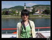 100.5.11奧捷之旅DAY2:多瑙河遊船,自己用腳架拍