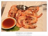 阿利海鮮2訪in台中永豐棧酒店~慶祝爸爸生日~100.10.29:7.新鮮的蝦子.jpg
