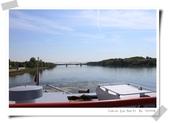100.5.11奧捷之旅DAY2:大家都上船頂看風景,一點都不怕日晒