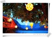100.5.11奧捷之旅DAY2:晚上的燈籠亮了,更美