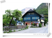 100.5.11奧捷之旅DAY2:可愛的藍色小屋