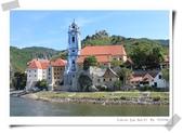 100.5.11奧捷之旅DAY2:杜倫修坦(Dürnstein)~柯爾赫倫修道院&山頭的古堡