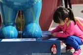 2013泰迪熊台中樂活嘉年華(秋紅谷&草悟大道&市民廣場)~102.11.30:這兒有個印章耶