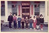 官田新訓961026:年青少年時