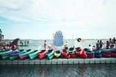 大鵬灣:獨木舟