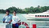 印尼:去巴淡的渡輪