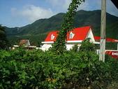 南九州:紅瓦小屋