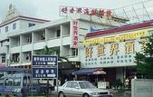 深圳:翠亨村街頭