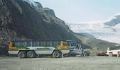 溫哥華:冰原雪車多台