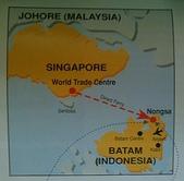 新加坡:由新加坡到巴淡