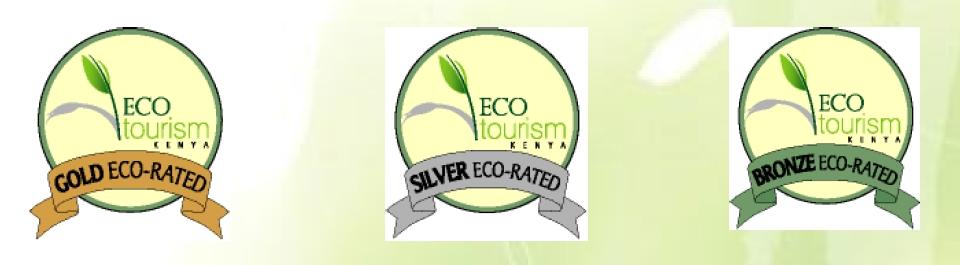 肯亞綠色旅宿標章認證三級標誌.jpg - 日誌用相簿