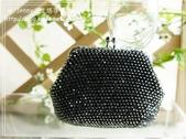 手工珠包:水晶系列:3m/m水晶