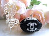 手工珠包:DB珠系列:小雙C