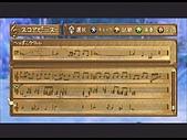 信賴鈴音與NPC合奏A Rank對應樂譜實際照片(大全):2大雪山怪怪神像前的男子A