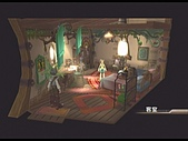 信賴鈴音與NPC合奏A Rank對應樂譜實際照片(大全):2宿屋客室