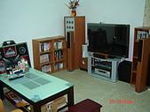 豬窩的照片:客廳-電視櫃.JPG