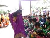 蓮蓮戶外教學--小人國和OPEN小將:表演者下來互動