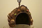 科教館「巧克力奇幻世界」特展:20.巧克力頭盔.JPG