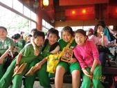 蓮蓮戶外教學--小人國和OPEN小將:在台灣民俗技藝劇場合照
