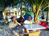 Boracay 2009:beach front station 1