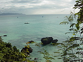 Boracay 2009:baling hai beach